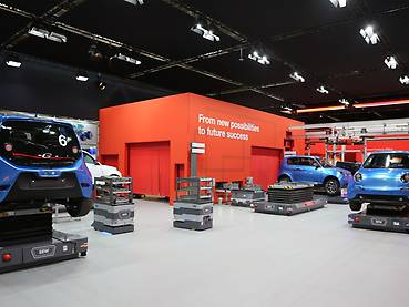 HANNOVER MESSE / Smart Factory