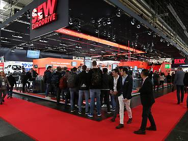 HANNOVER MESSE Messestand