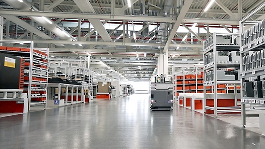 The mobile systems in our electronics factory with Peter Sürig