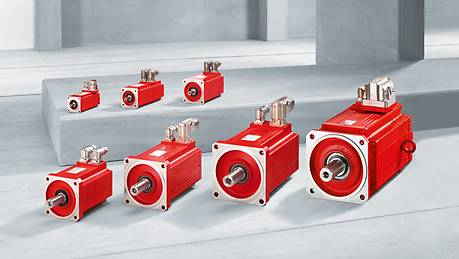 CMP.. series synchronous servomotors