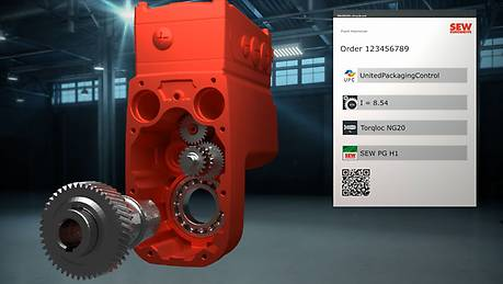 In Industry 4.0 Augmented Reality supports to visualize the assembly steps