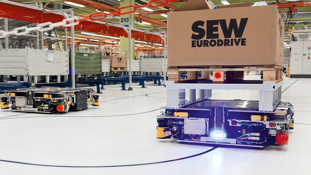 AGV solutions for industry 4.0