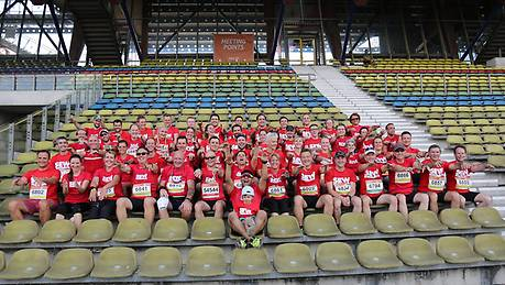 B2RUN Laufteam