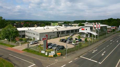Drive Technology Center Nord in Garbsen