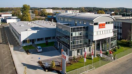 Drive Technology Center West in Langenfeld, near Düsseldorf