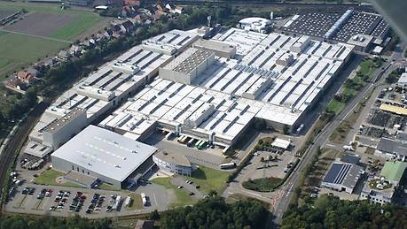 Production plant, Graben-Neudorf