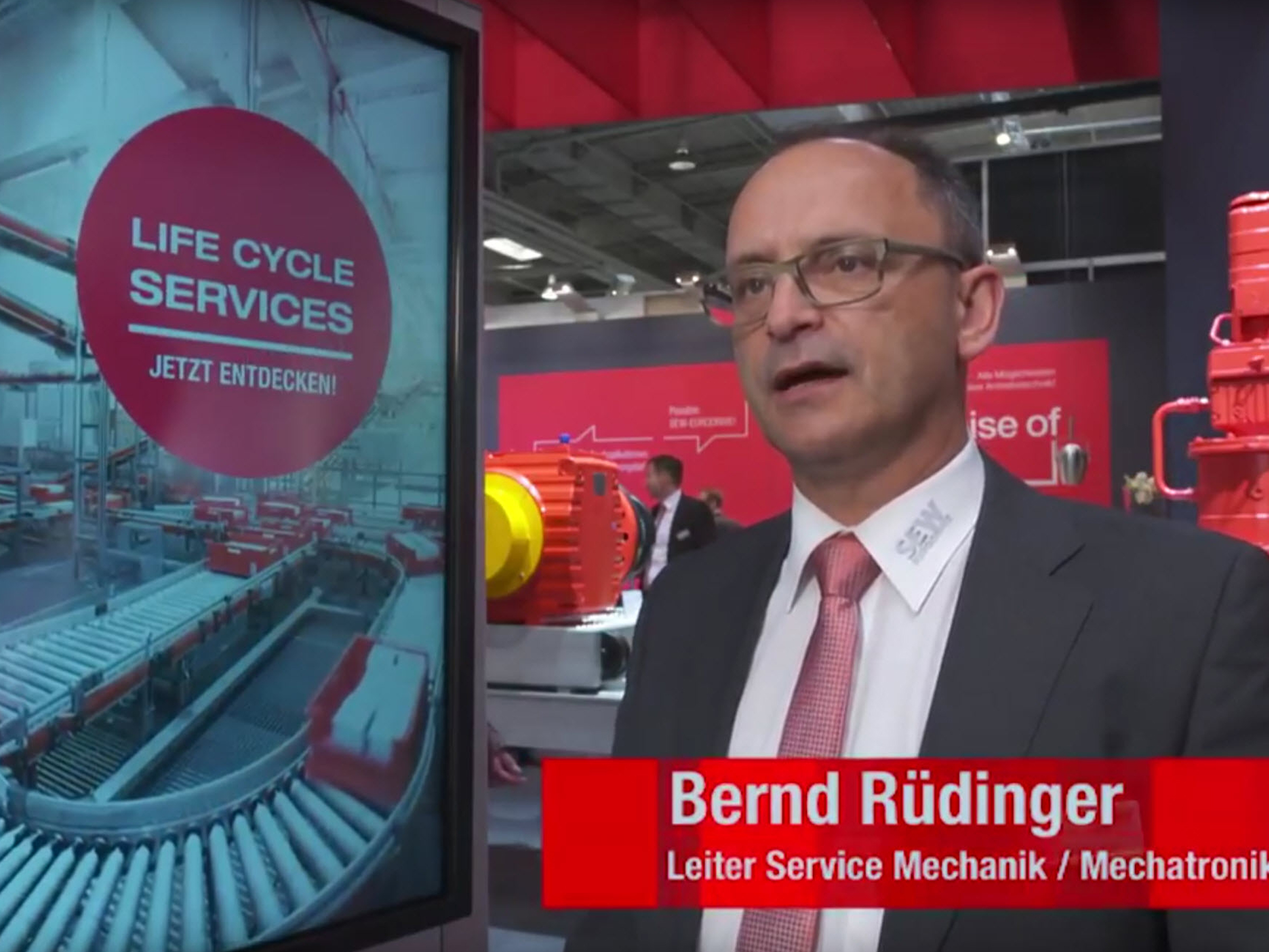 HANNOVER MESSE - Life Cycle Services